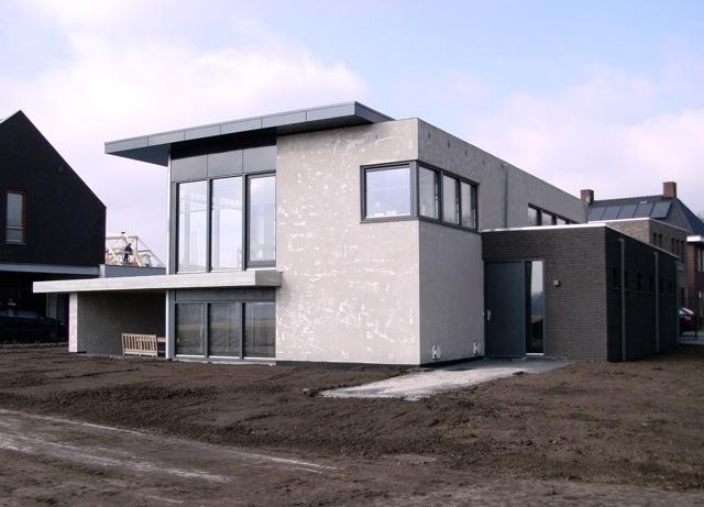 Modern woonhuis Lierop